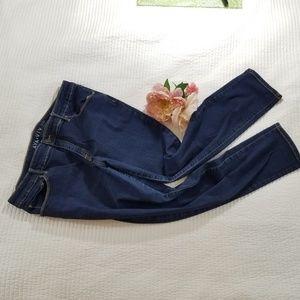 Ava & Viv Skinny Power Stretch Denim Jeans 16W